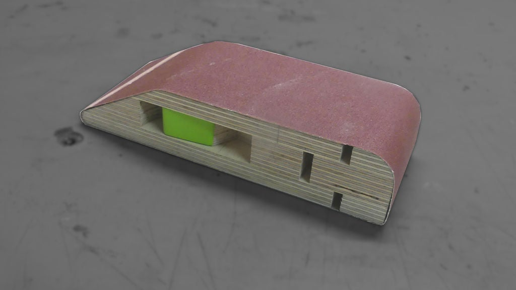 Picture of THE ULTIMATE SANDING BLOCK