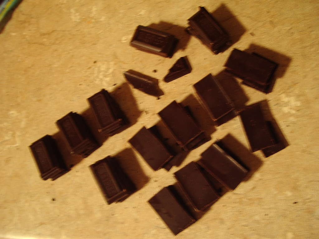 Picture of Melting the Chocolate