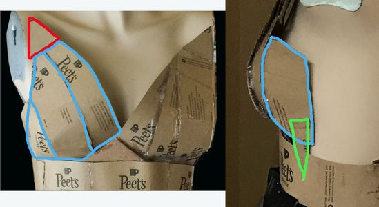 The Bodice - Use Coffee Sleeves