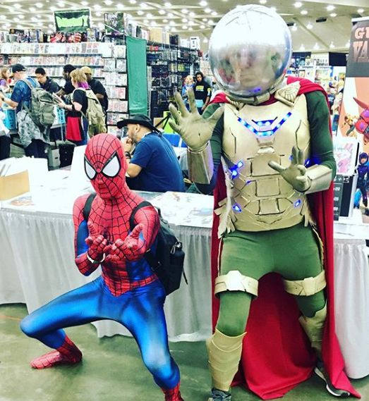 Picture of How to Make a Mysterio Costume
