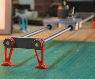 3D打印相机滑块