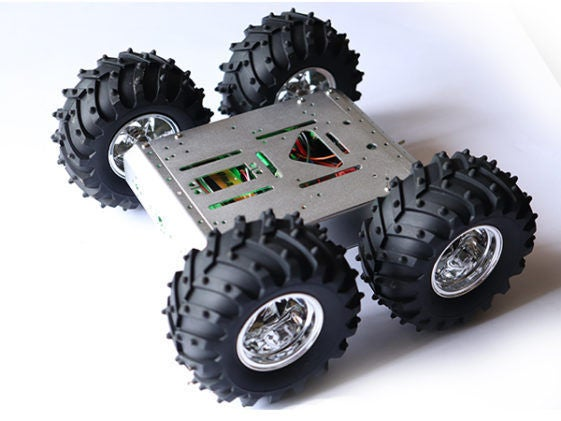 Picture of Wireless Arduino Robot Using HC12 Wireless Module