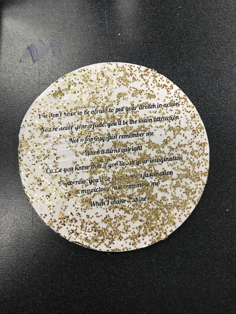 Picture of How to Make a Coaster