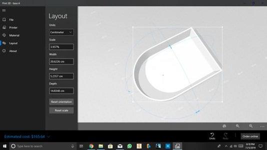 3D Design (Base)