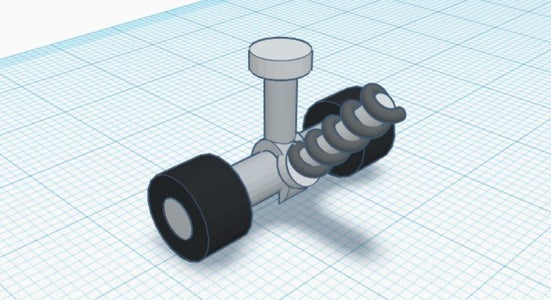 Making Wheels and Shock Absorbers