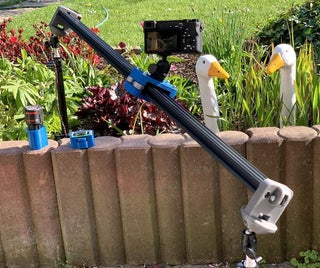 DIY Motorized Camera Slider From Four 3D Printed Parts