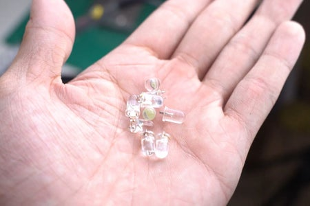 Recycling LEDs From an Old Flashlight