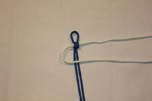 Picture of Start to Tie the Bracelet