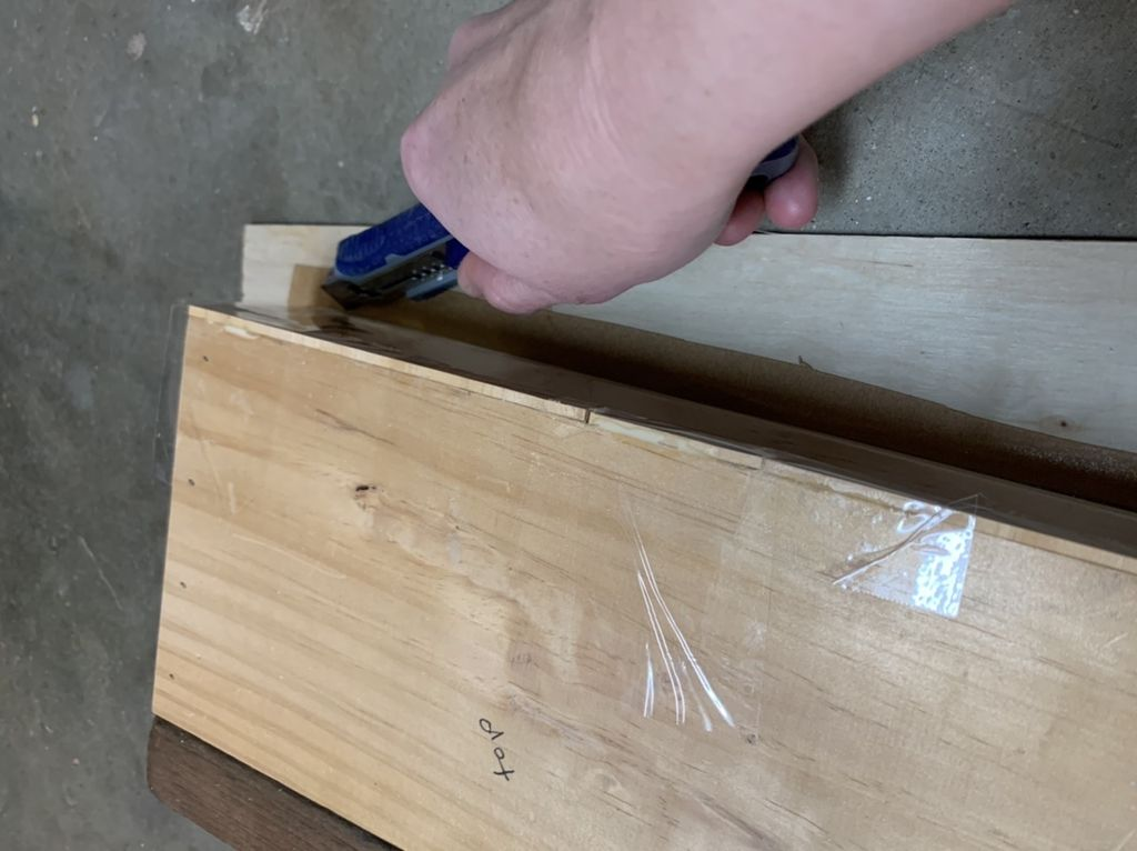 Picture of Making the Outer Frame