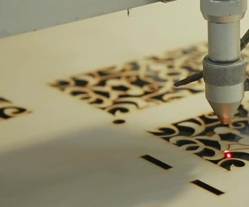 How to Engrave and Cut on Laser Printer