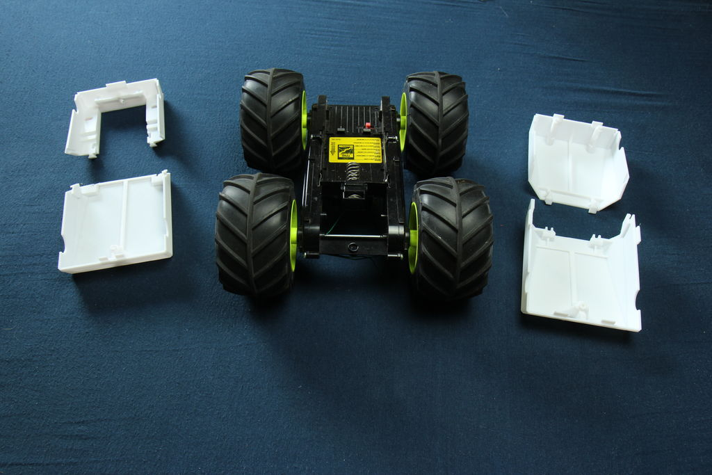 Picture of Print the New Car Body
