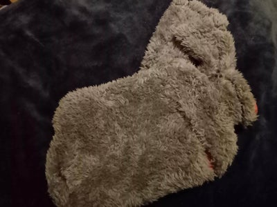 Fluffy Hot Water Bottle Cover and Back Warmer