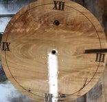 Applying Polyurethane to My Clock