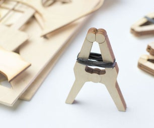 How to Make Wooden Clamps From Scraps