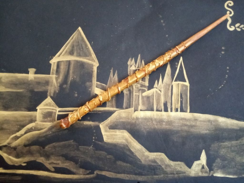 Picture of Colouring the Wand