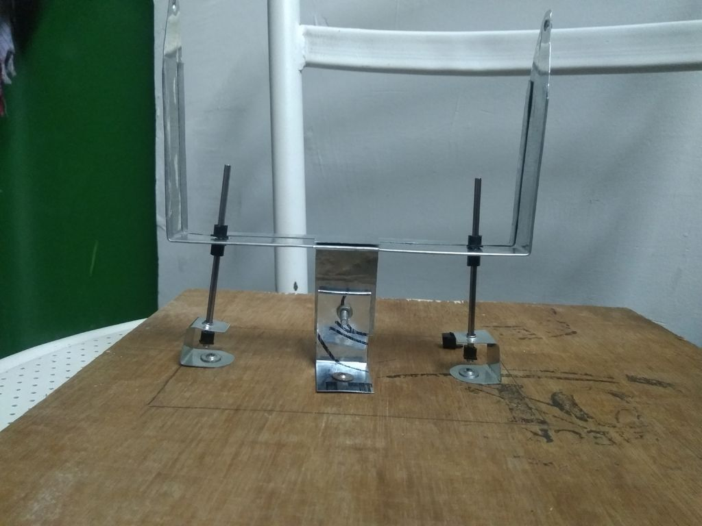 Picture of Two Axial Stands