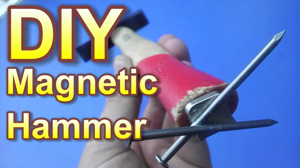 Picture of DIY Magnetic Hammer