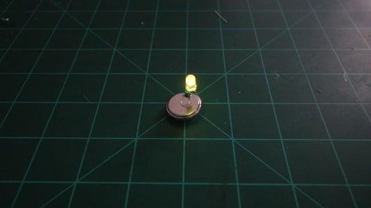 RBG LED Throwie