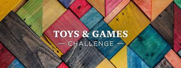 玩具及游戏挑战赛