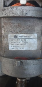 Fhp motors uoz 112 g 70