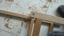 Installation With Screw