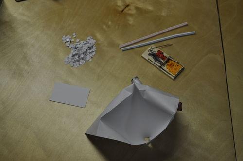 Make a Confetti Trap