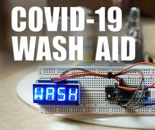 COVID-19洗援助