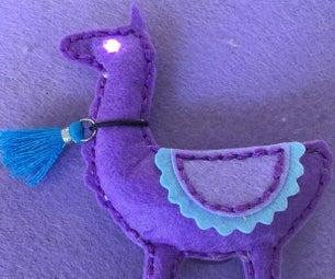 LED Loot Llama