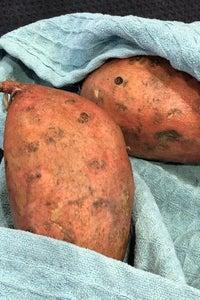Prepare Sweet Potato