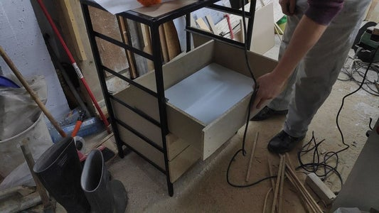 Assemble the Drawers