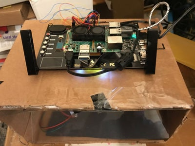 Cardboard Box Prototype (optional)