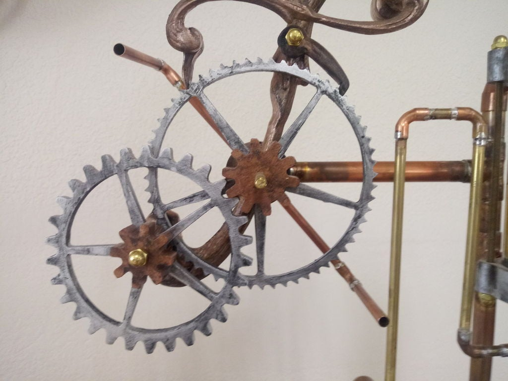Picture of Intermediate Wheel and Pinion