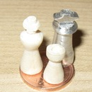 Miniature Chess Pieces