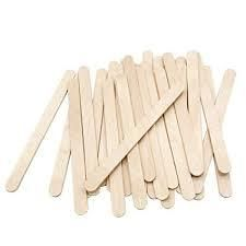 Picture of Popsicle Sticks House