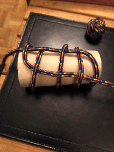 Making the Globe Knot