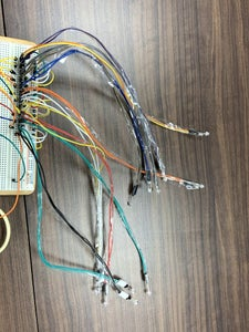 Change the Wires to Extension Wires