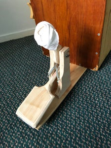 Cajon (and Other) Kick Pedal