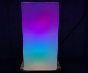 Bluetooth Smartphone-controlled Smart LED Lamp