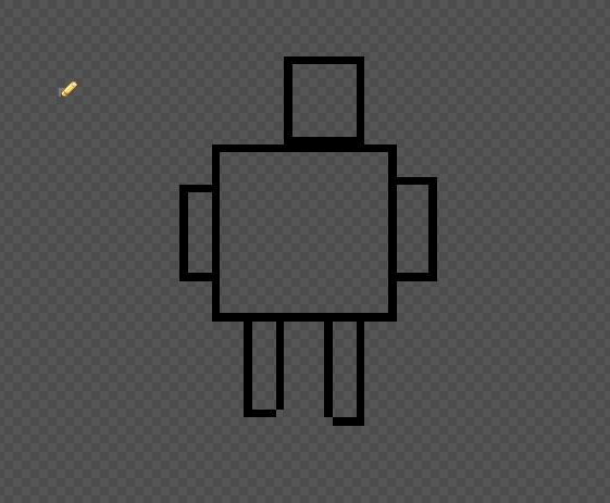 Picture of Make Pixel Drawing That Resembles What You Are Drawing