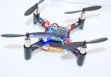 How to DIY a Four-axis Aerocraft at Home-JLCPCB