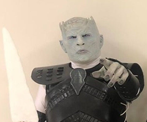 Game of Thrones Night King Costume