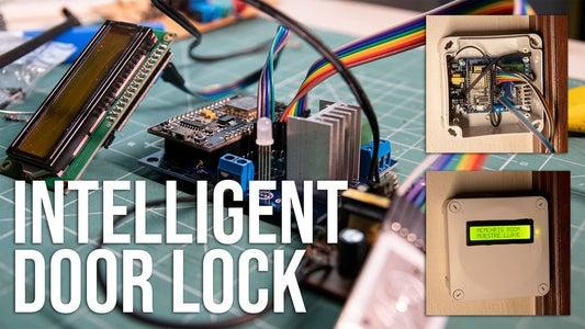 RFID Smart Door Lock With ESP8266
