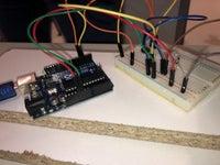 Bouwen Circuit Voor De Arduino