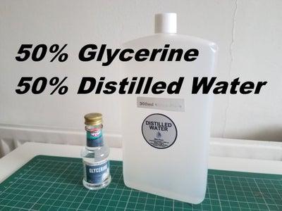 Preparing the Liquid