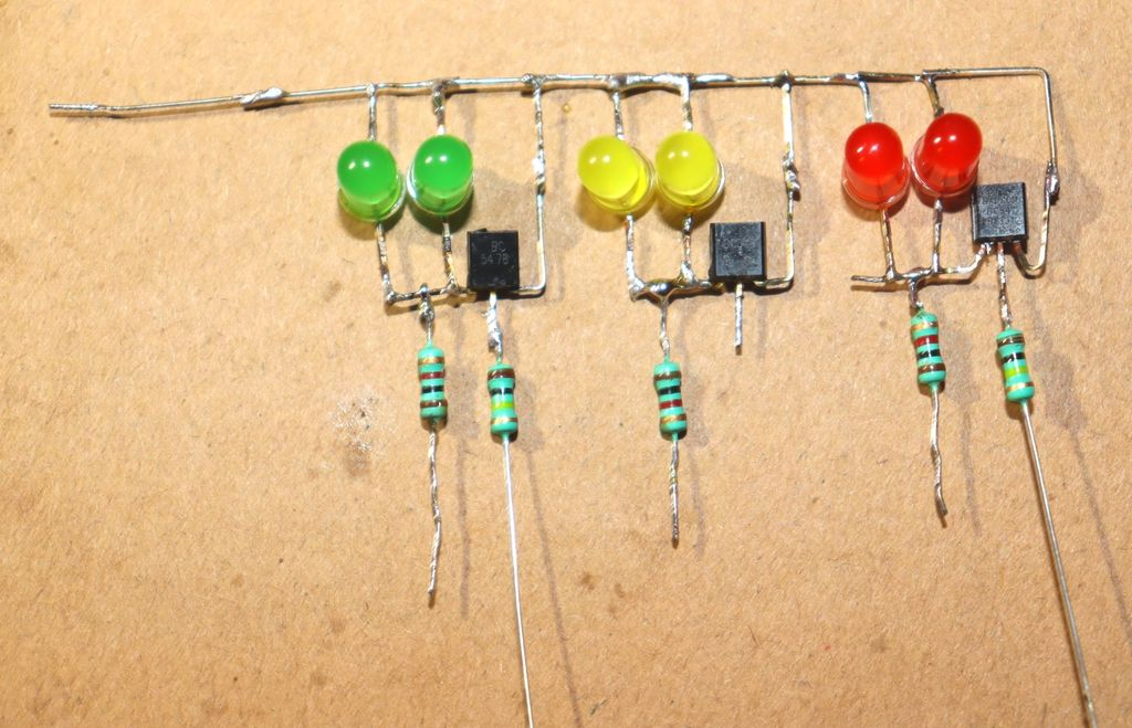 Picture of Connect 100K Resistors