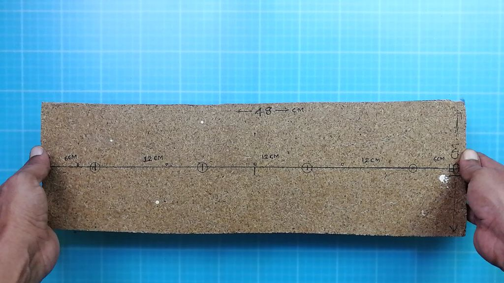 Picture of Wooden Base Preparation