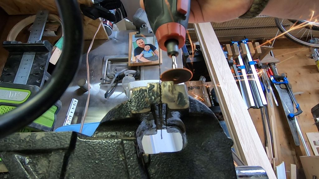 Picture of Making the Tape Cutter