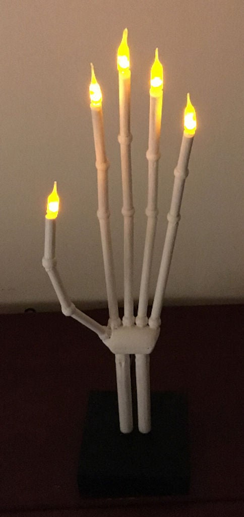 Picture of A Candelabrum for Halloween