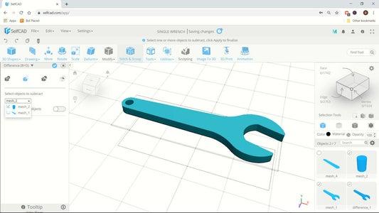 Convert Into 3D Model