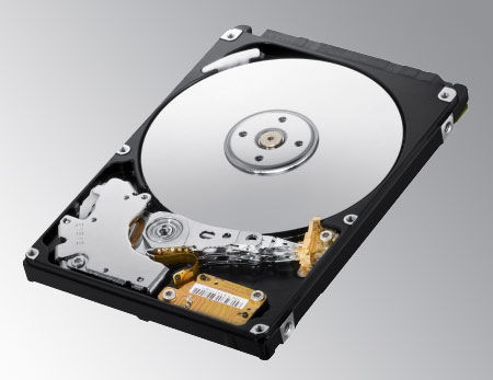 Picture of Diassemble the HDD